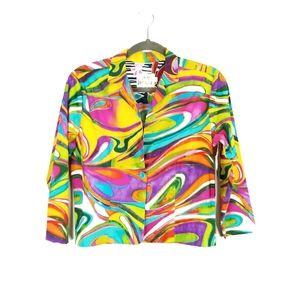 JAMS WORLD Groovy Stretch Jacket NWT